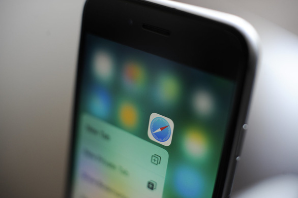 Trình duyệt Safari của Apple gửi dữ liệu về cho công ty Trung Quốc - Ảnh 1.