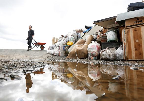 Hậu bão Hagibis: 58 người chết, 138.000 hộ ở Nhật chưa có nước sạch - Ảnh 2.