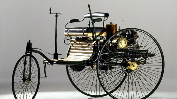 Lịch sử xe hơi: Từ cỗ xe ba bánh đến những chiếc xe điện tự hành - Ảnh 2.