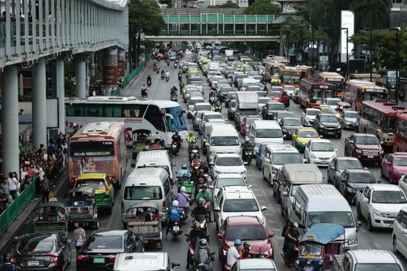 Thái Lan kéo dài kỳ nghỉ cuối tuần để tránh kẹt xe dịp thượng đỉnh ASEAN - Ảnh 1.