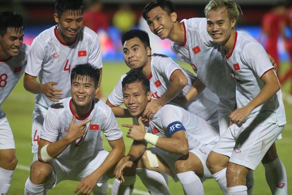 Việt Nam thắng Indonesia 3-1 trên sân khách ở vòng loại World Cup 2022 - Ảnh 1.