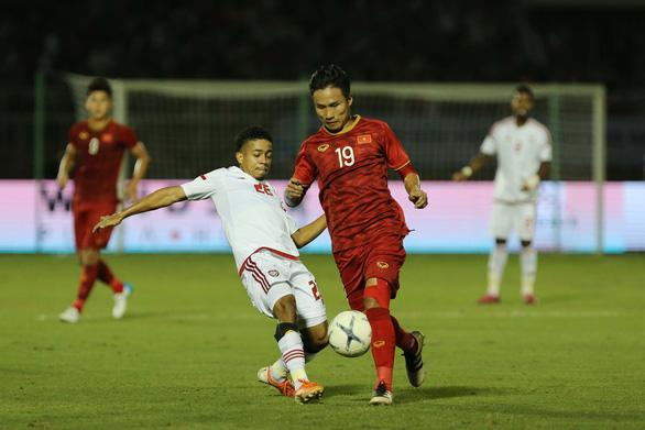 U22+2 Việt Nam gặp Thái Lan, Indonesia, Singapore ở SEA Games 2019 - Ảnh 1.