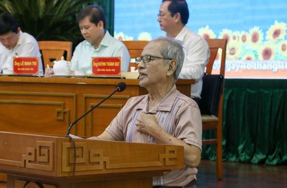 Viện trưởng Viện KSND tối cao Lê Minh Trí: Không để tàu Trung Quốc muốn làm gì thì làm - Ảnh 2.
