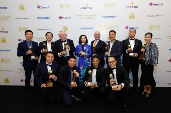 Sun Group đạt nhiều giải thưởng tại World Travel Awards - Ảnh 2.