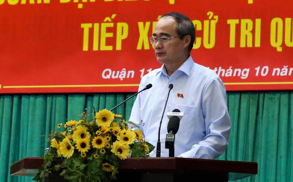 Bí thư Nguyễn Thiện Nhân: Đấu thầu cao tốc Bắc - Nam khuyến khích doanh nghiệp trong nước - Ảnh 3.