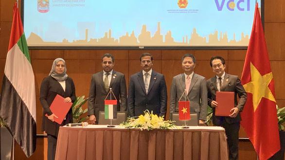 UAE muốn kết nối với Việt Nam bằng 'con đường tơ lụa Dubai' - Ảnh 1.