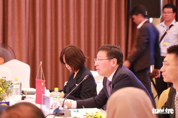 Việt Nam tố Trung Quốc phạm luật ngay tại hội nghị ASEAN - Trung Quốc - Ảnh 2.