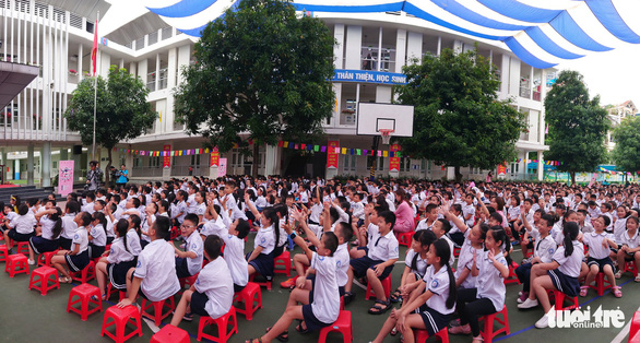'Thiếu nhi Việt Nam - Vươn ra Thế giới' quảng bá văn hóa Việt ra ASEAN - Ảnh 1.