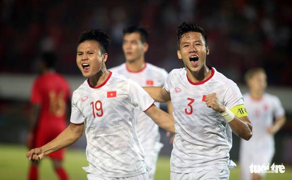 Quế Ngọc Hải: Thắng Indonesia sẽ khiến tuyển Việt Nam tự tin trước UAE và Thái Lan - Ảnh 1.