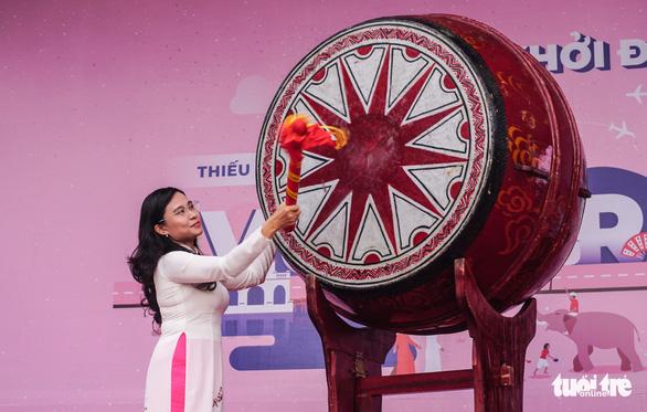 'Thiếu nhi Việt Nam - Vươn ra Thế giới' quảng bá văn hóa Việt ra ASEAN - Ảnh 2.