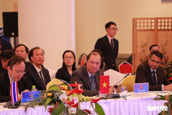 Việt Nam tố Trung Quốc phạm luật ngay tại hội nghị ASEAN - Trung Quốc - Ảnh 1.