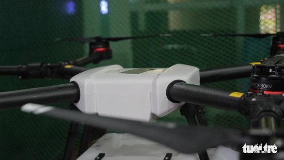 Xe đua F1, máy bay không người lái xuất hiện tại Đại hội Hội liên hiệp thanh niên Hà Nội - Ảnh 5.