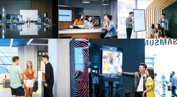 Samsung 68: dấu ấn đột phá công nghệ ngay giữa lòng thành phố - Ảnh 2.