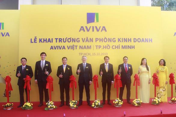 Aviva Việt Nam khai trương văn phòng kinh doanh thứ hai tại TP.HCM - Ảnh 1.