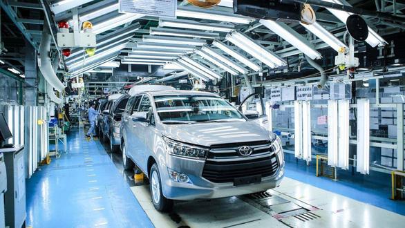 Toyota chinh phục khách hàng Việt với cam kết chất lượng - Ảnh 1.