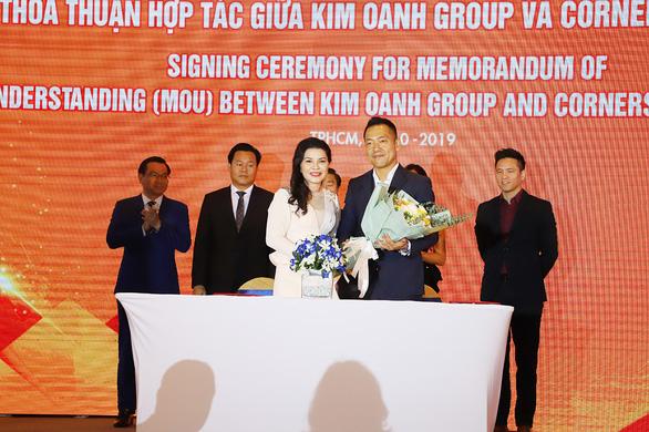 Kim Oanh Group hợp tác chiến lược với OCB, CornerStone Việt Nam và Trung Hậu - Ảnh 2.