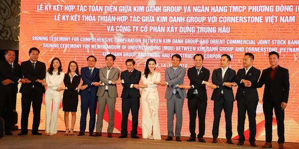 Kim Oanh Group hợp tác chiến lược với OCB, CornerStone Việt Nam và Trung Hậu - Ảnh 4.