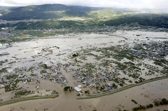 Ngân sách khắc phục hậu quả bão Hagibis của Nhật dự đoán vượt 4,6 tỉ USD - Ảnh 1.
