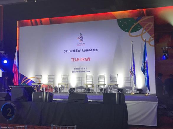 U22+2 Việt Nam gặp Thái Lan, Indonesia, Singapore ở SEA Games 2019 - Ảnh 7.