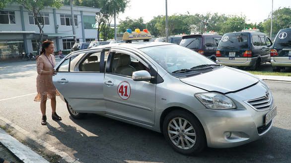 Thí điểm camera giám sát trực tuyến thi giấy phép lái xe ở 5 tỉnh, thành - Ảnh 2.