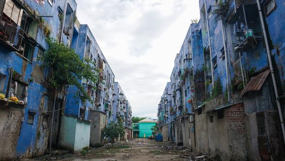 Đà Nẵng: Năm 2021 sẽ phá dỡ chung cư Hòa Minh - Ảnh 1.
