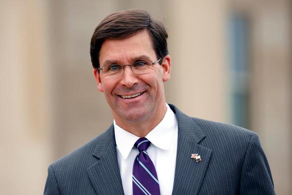 Bộ trưởng Quốc phòng Mỹ Mark Esper sắp thăm Việt Nam - Ảnh 1.