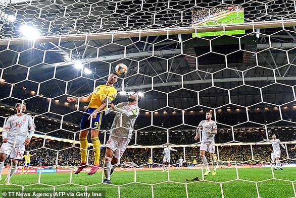 Hòa Thụy Điển ở phút bù giờ, Tây Ban Nha đoạt vé dự Euro 2020 - Ảnh 1.