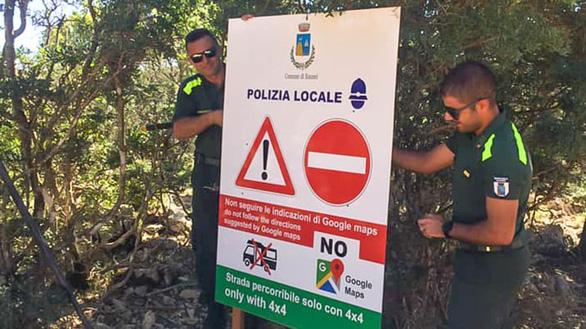 Thị trấn ở Ý kêu gọi ngừng dùng Google Map vì quá nhiều người đi lạc - Ảnh 1.