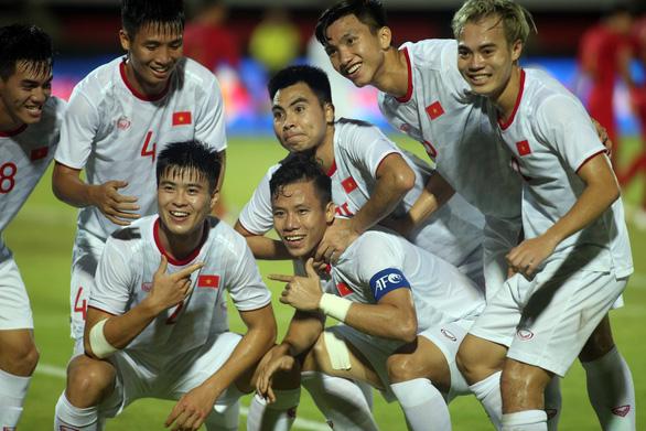 Indonesia - Việt Nam 1-3: Trận thắng thuyết phục - Ảnh 1.