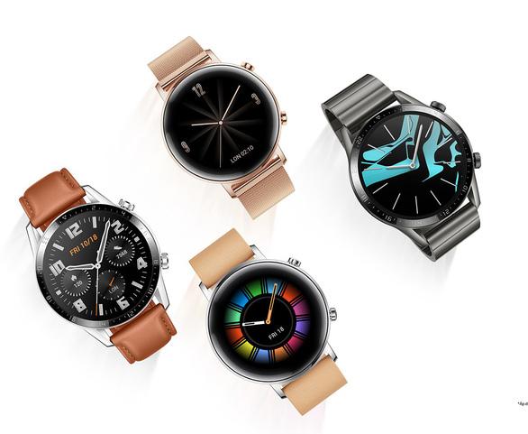 Hợp tác cùng TGDĐ, Huawei lần đầu đưa smartwatch về Việt Nam - Ảnh 2.