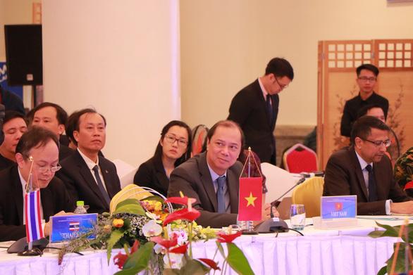 Các nước ASEAN quan ngại về tình hình Biển Đông - Ảnh 1.