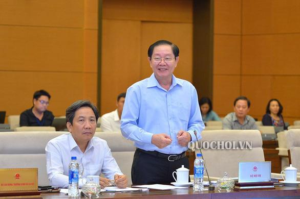 Đề nghị cho Hà Nội thí điểm chính quyền đô thị không HĐND phường - Ảnh 2.