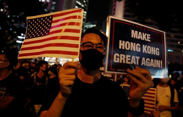 Hạ viện Mỹ thông qua nhiều luật cứng rắn với Trung Quốc - Ảnh 1.