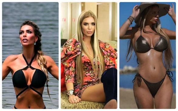 Cựu mẫu Playboy tranh cử tổng thống với nhiều hình ảnh bỏng mắt - Ảnh 1.