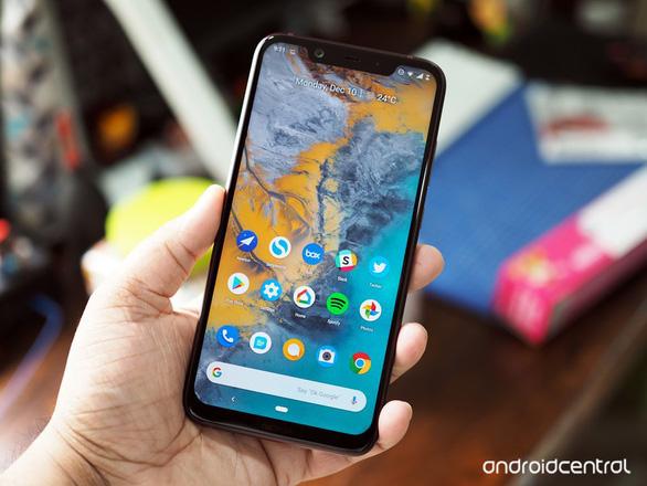 Hệ điều hành Android 10 đã được cập nhật lên smartphone - Ảnh 1.