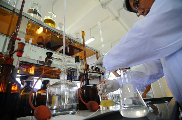 TP.HCM: nhà máy ngưng xử lý nước nếu ô nhiễm - Ảnh 1.