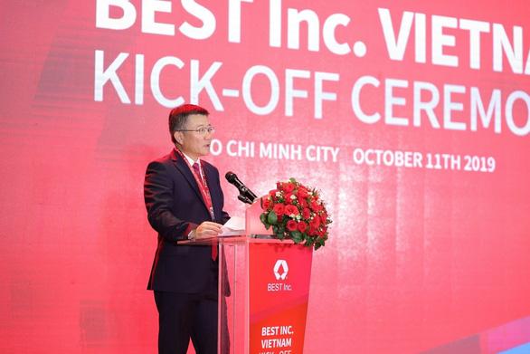 BEST Inc. ra mắt tại thị trường Việt Nam - Ảnh 1.