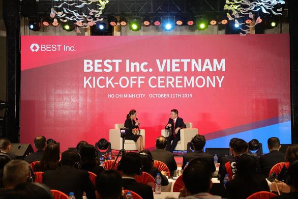 BEST Inc. ra mắt tại thị trường Việt Nam - Ảnh 3.