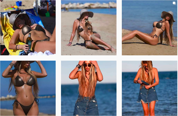 Cựu mẫu Playboy tranh cử tổng thống với nhiều hình ảnh bỏng mắt - Ảnh 3.