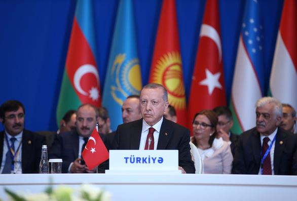 Thổ tuyên bố không bao giờ ngừng bắn ở Syria, Mỹ cử phó tổng thống sang ngay - Ảnh 1.