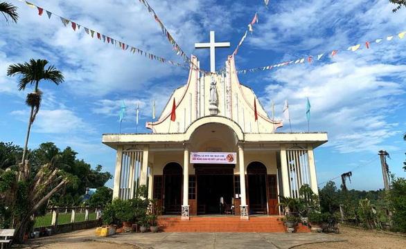 Đột nhập nhà thờ trộm hơn 42.000 USD - Ảnh 1.