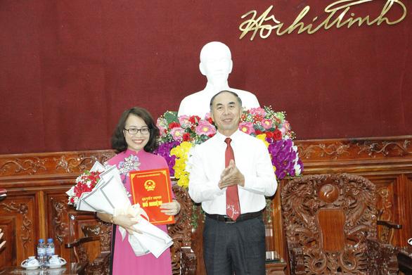 Bà Nguyễn Thị Minh Nhâm làm GĐ - TBT Đài PT-TH và báo Bình Phước - Ảnh 1.