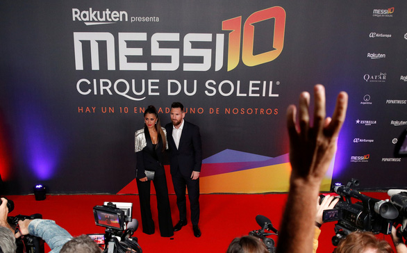Messi lần thứ 6 đoạt Chiếc giày vàng châu Âu - Ảnh 1.