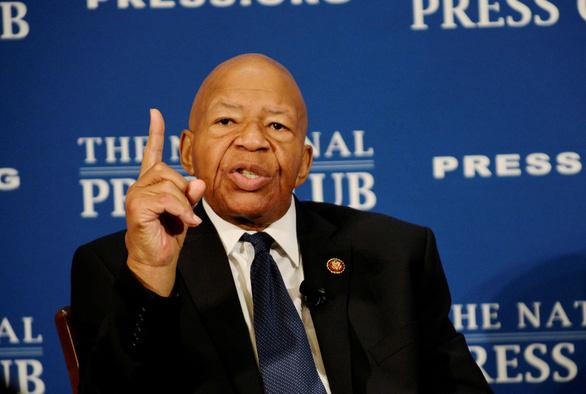 Chủ tịch Ủy ban Cải cách và giám sát Hạ viện Mỹ Elijah Cummings qua đời - Ảnh 1.