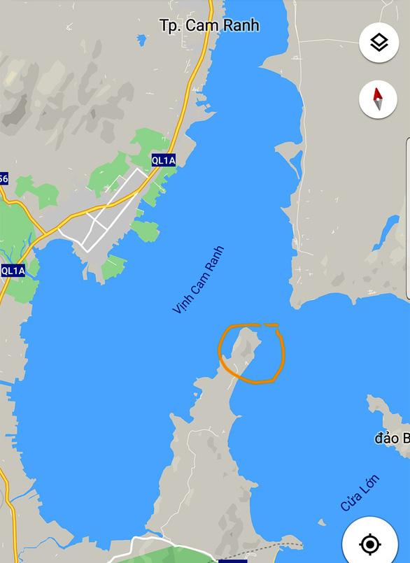 Chấm dứt hoạt động 2 dự án du lịch gần căn cứ quân sự Cam Ranh - Ảnh 1.