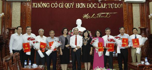 Bà Nguyễn Thị Minh Nhâm làm GĐ - TBT Đài PT-TH và báo Bình Phước - Ảnh 2.