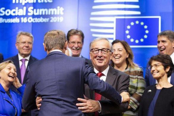 Anh - EU thôi thì đường ai nấy đi sau 46 năm lục đục - Ảnh 1.