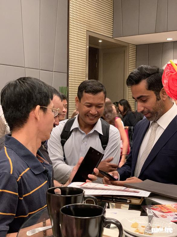 Doanh nghiệp ở TP.HCM háo hức với cơ hội làm ăn ở UAE - Ảnh 3.