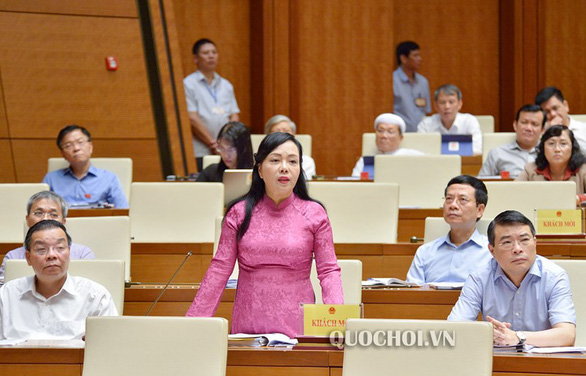 Miễn nhiệm Bộ trưởng Nguyễn Thị Kim Tiến ngày 25-11, chưa phê chuẩn người thay - Ảnh 2.