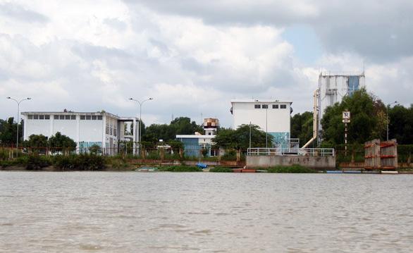 Các kịch bản của TP.HCM phòng sự cố ô nhiễm nguồn nước - Ảnh 1.